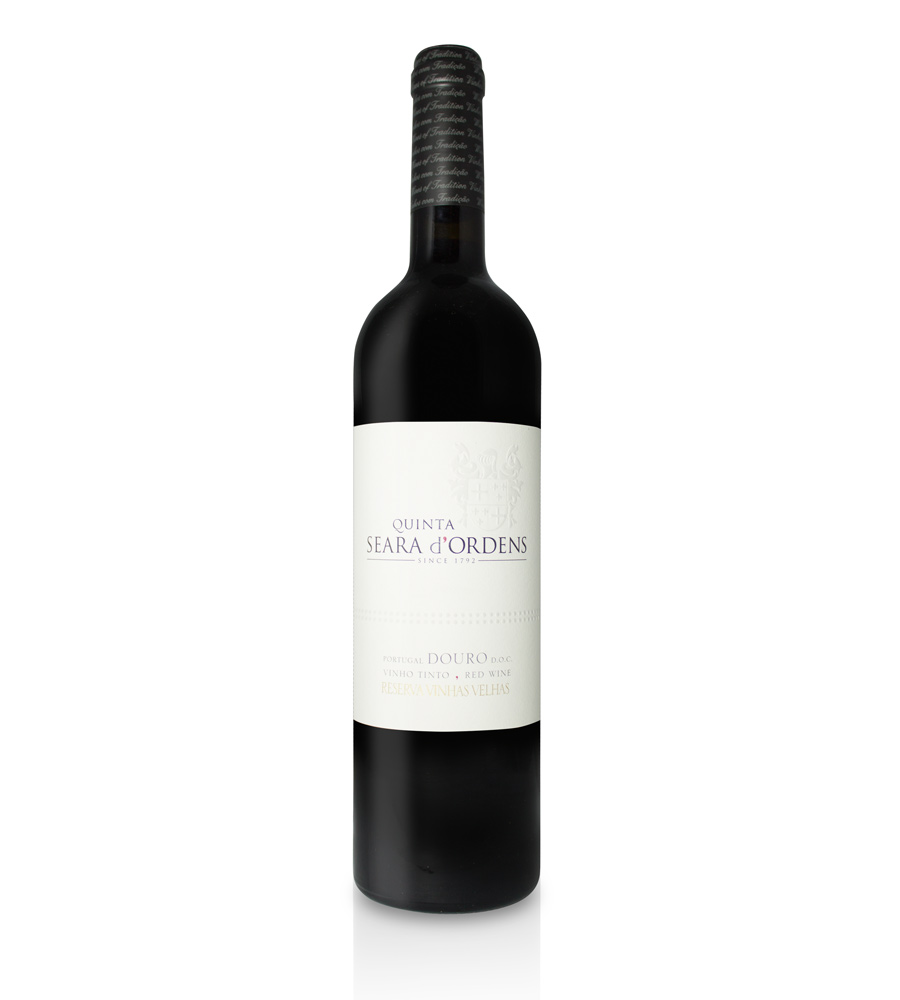 Red Wine Quinta Seara d'Ordens Reserva Old Vines 2015, 75cl Douro