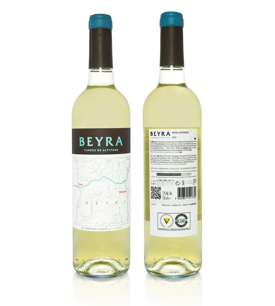 Champagne Region Interior Design Traditional Rustic: White Wine Beyra 2015 75cl Beira Interior DOC