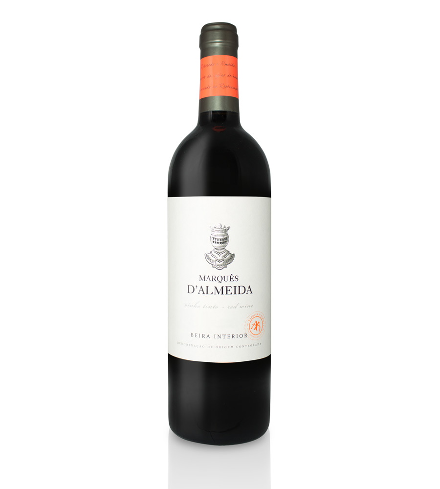 Red Wine Marquês d'Almeida CARM 2013, 75cl Beira Interior DOC
