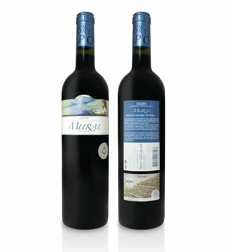 Red Wine Mural 2016, 75cl Douro DOC