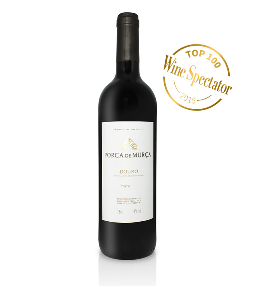Red Wine Porca de Murça 2015 75cl Douro DOC