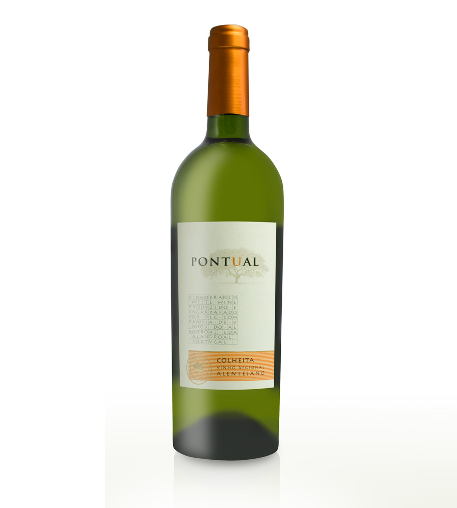 White Wine Pontual 2017, 75cl Alentejo