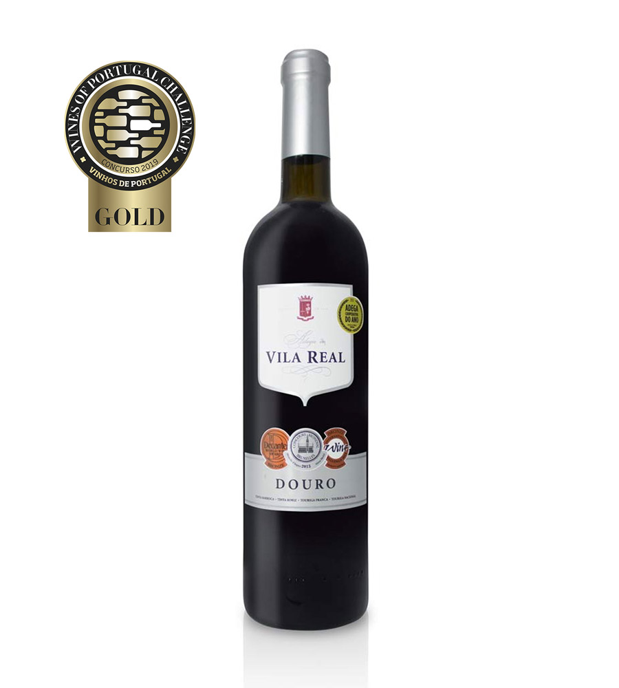 Red Wine Vila Real Colheita, 75cl Douro DOC