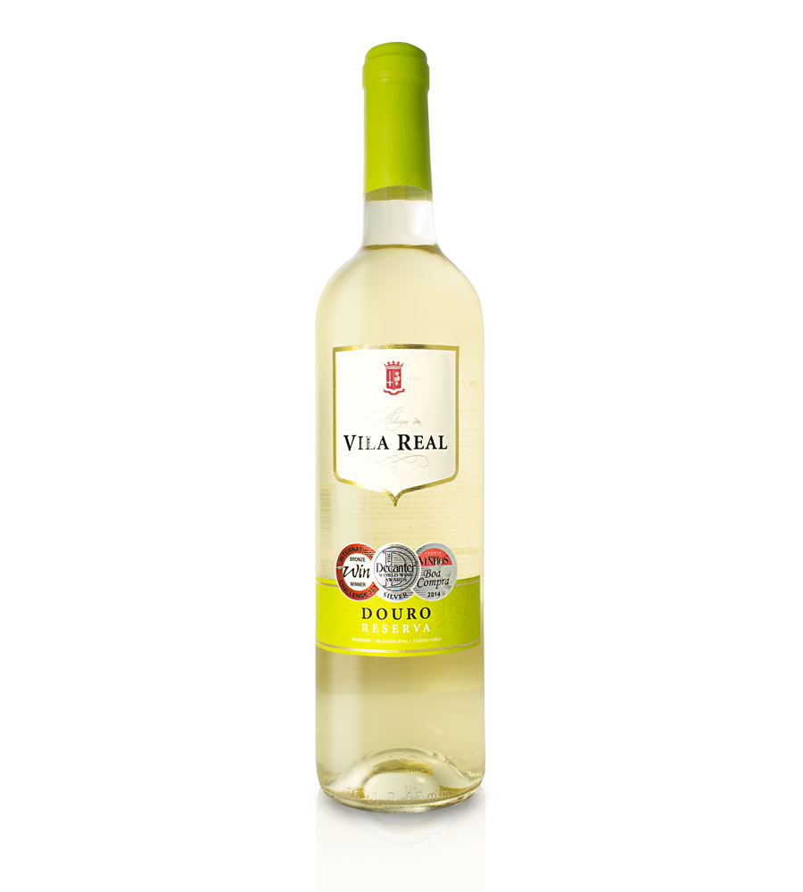 White Wine Vila Real Reserva 2018, 75cl Douro