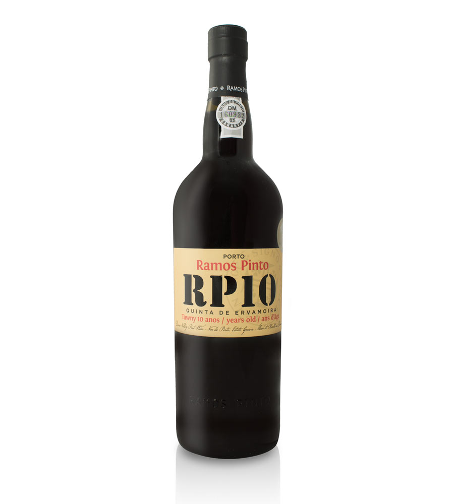 Port Wine Qta. Ervamoira 10 Years, 75cl Porto