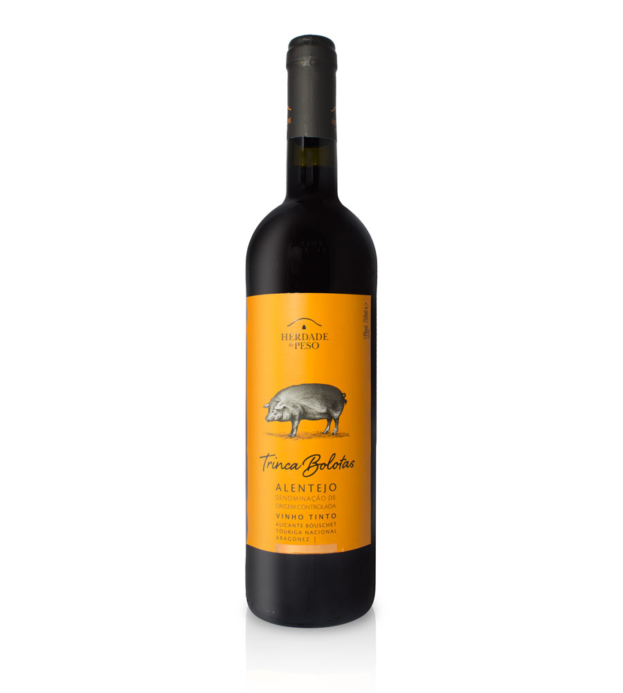 Red Wine Trinca Bolotas 2017, 75cl Alentejo DOC