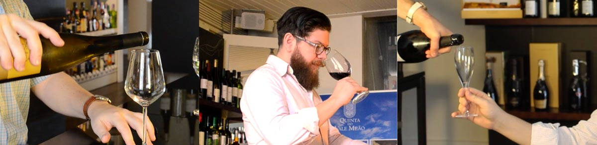 Watch our wine tasting videos