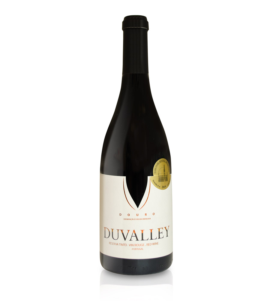 Red Wine Duvalley Reserva 2012 75cl Douro