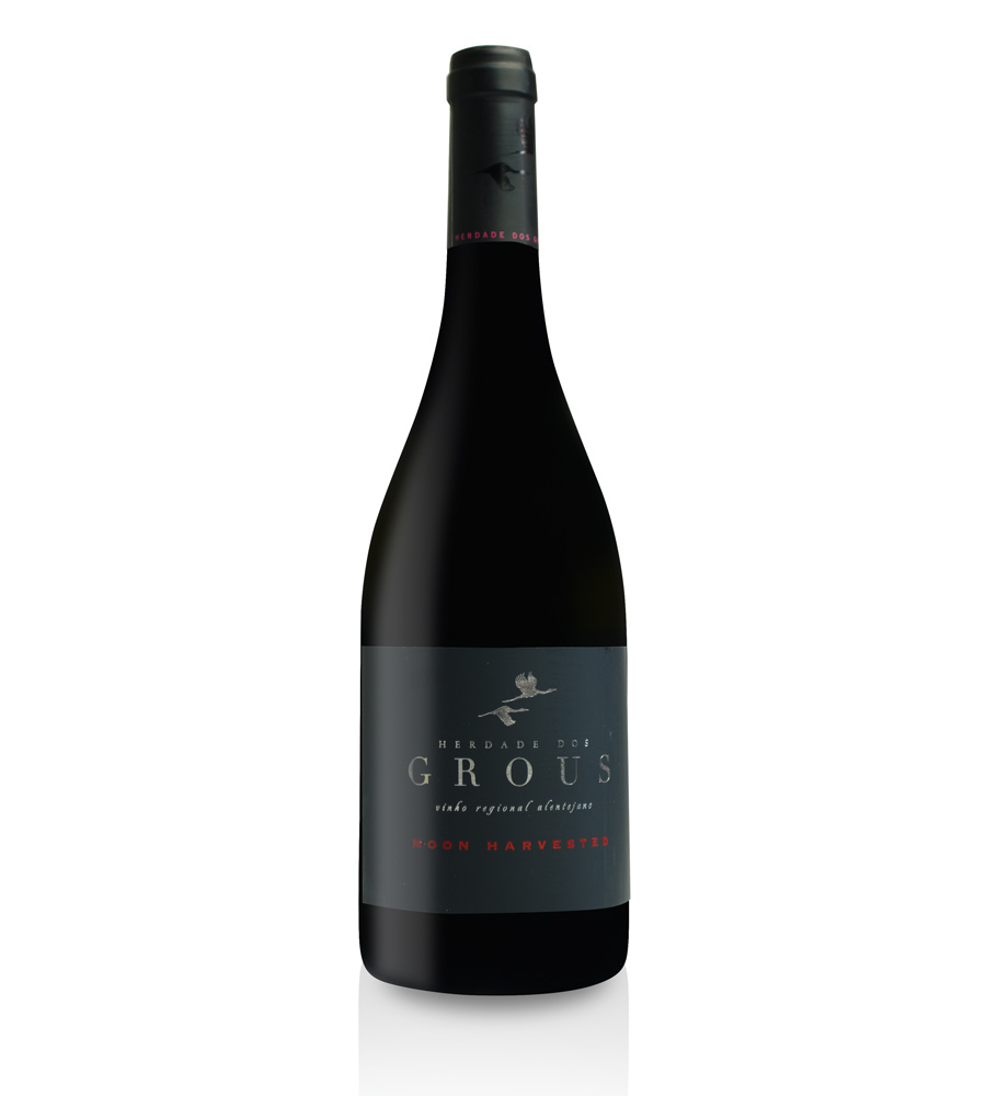 Red Wine Herdade dos Grous Moon Harvested 2016, 75cl Alentejo