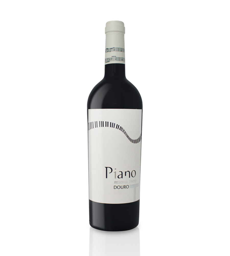 Red Wine Piano Reserva 2018, 75cl Douro DOC