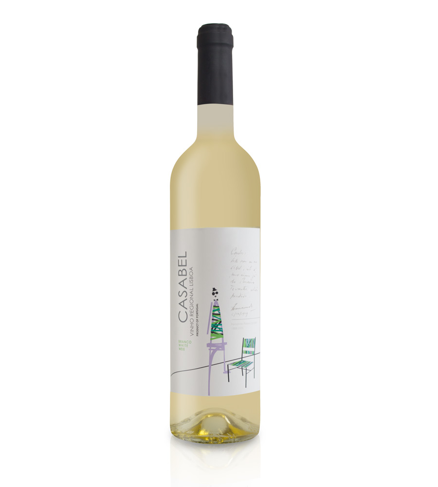 White Wine Casabel 2017 75cl Lisboa