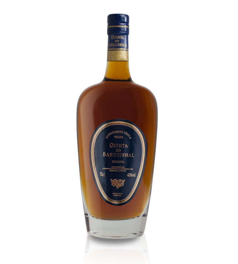 Wine Brandy Quinta do Sanguinhal Reserva 20 Anos 70cl Lisboa