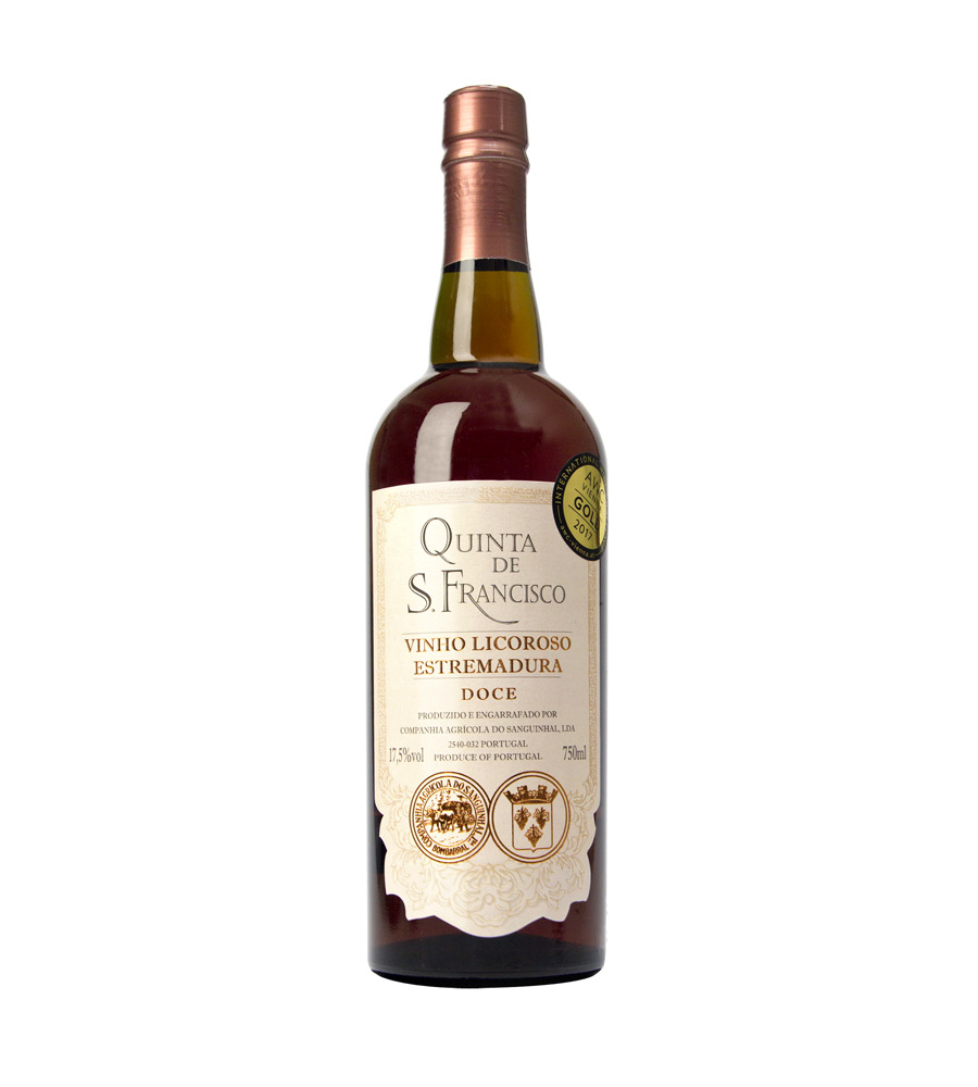 Fortified Wine Quinta de S. Francisco Doce 20 Anos 75cl Lisboa