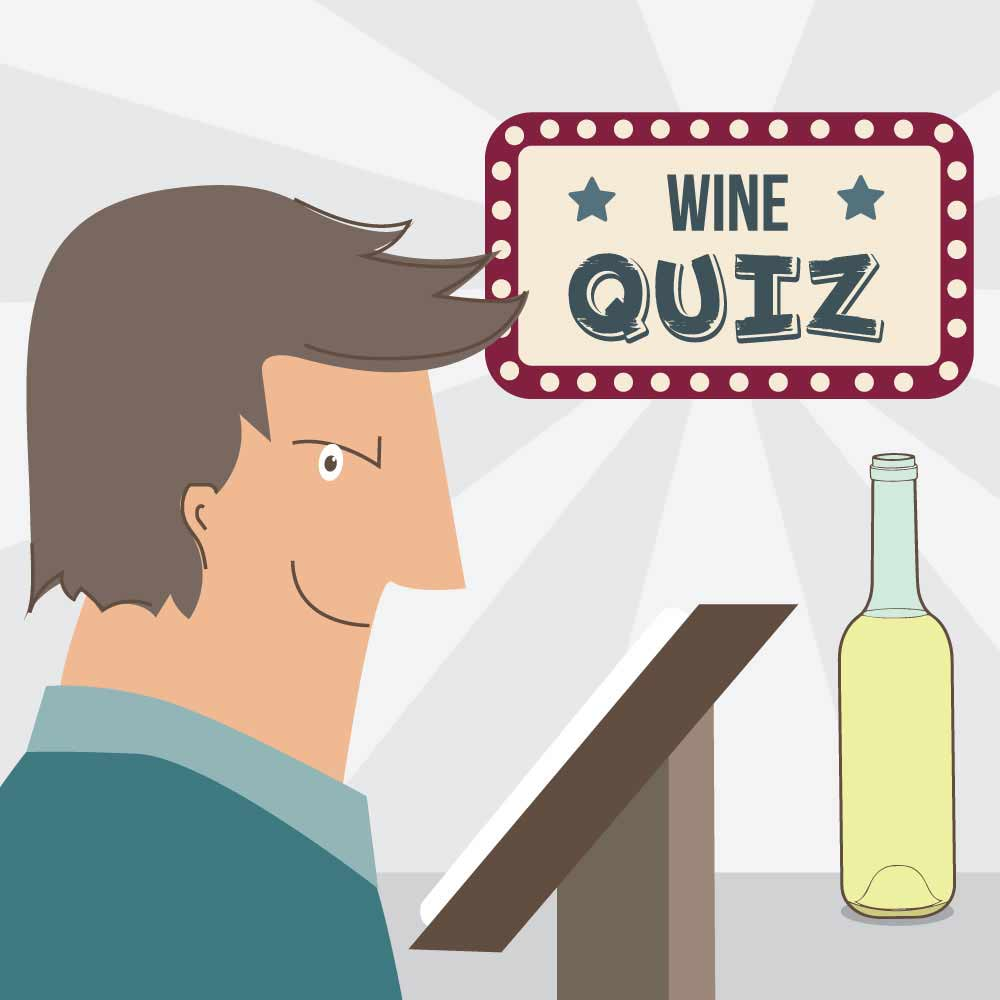 Do you think you know everything about wine? Check this challenge out!