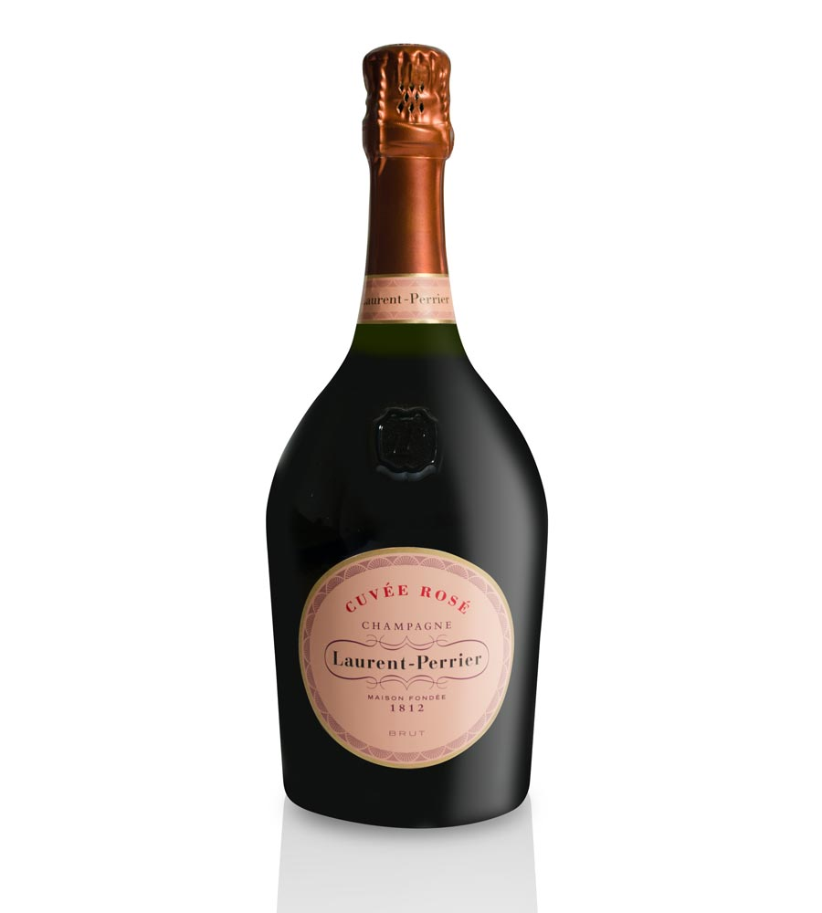 Champagne Laurent-Perrier Cuvée Rosé 75cl France