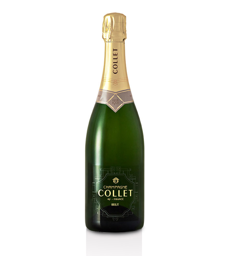 Champagne Collet Brut, 75cl Champagne