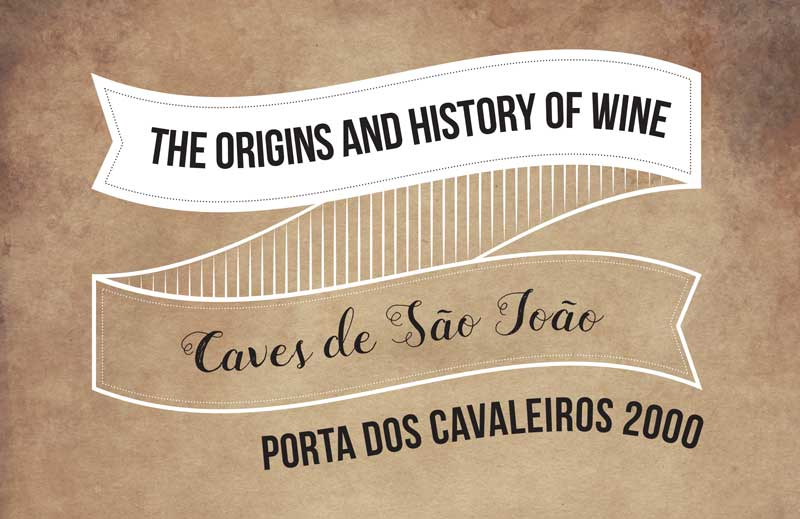 Wines with history – Porta dos Cavaleiros 2000