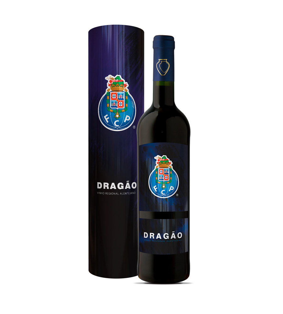 Red Wine F.C. Porto 2016 75cl Regional Lisboa