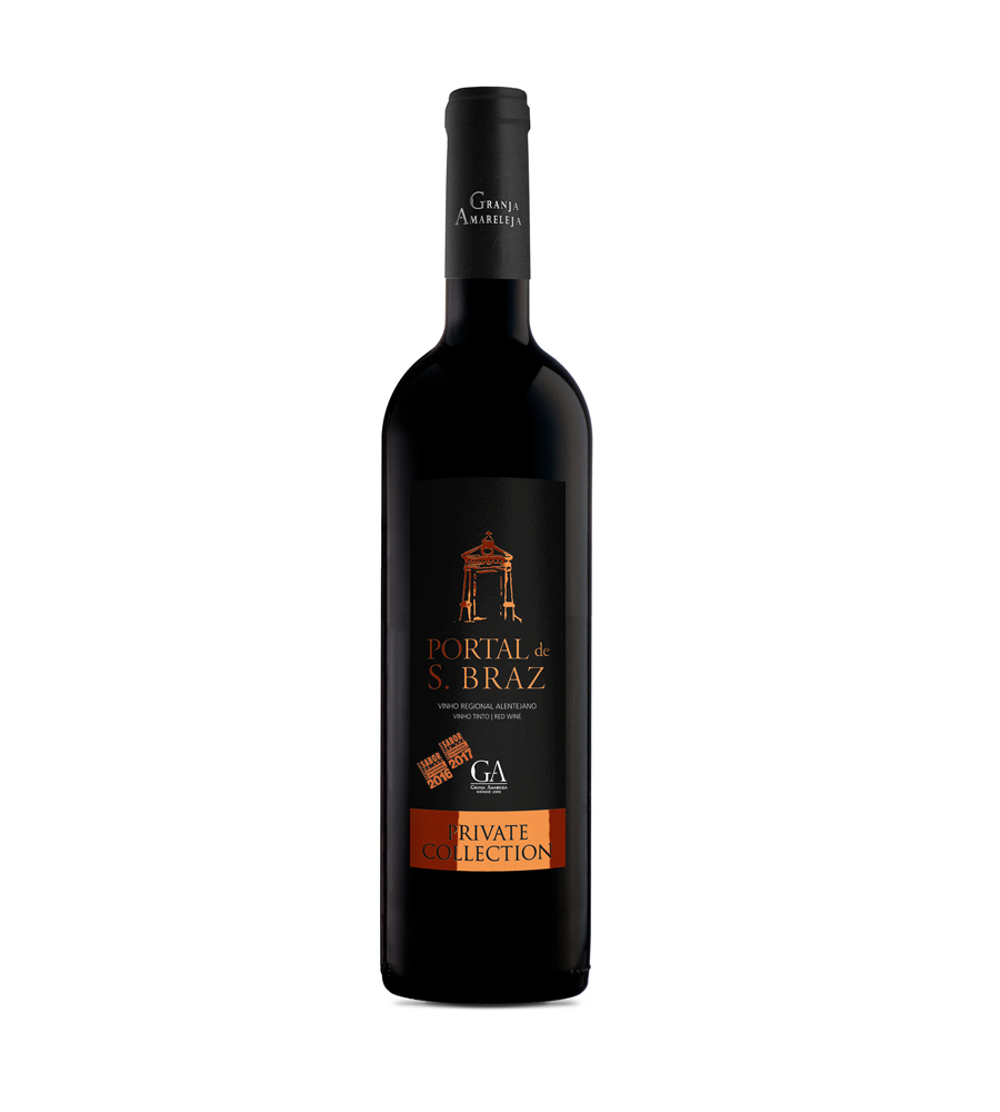 Red Wine Portal de São Braz Private Collection 75cl Alentejo