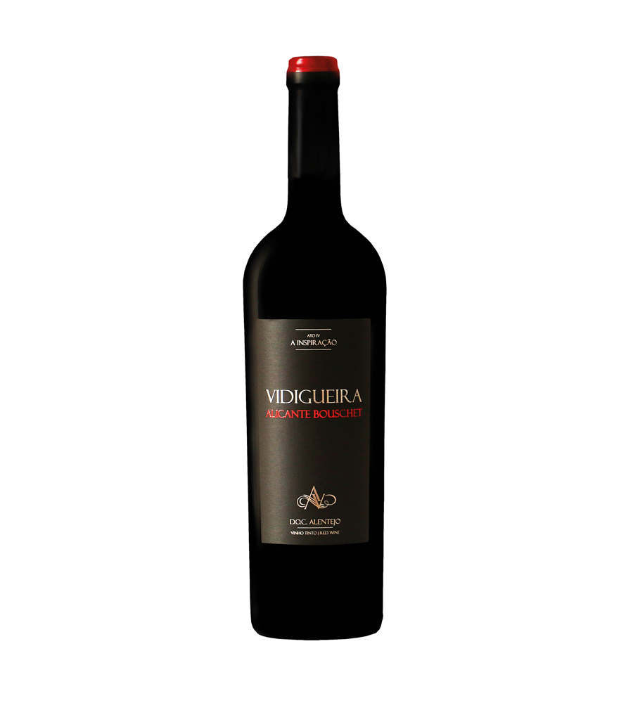 Red Wine Vidigueira Alicante Bouschet 2015, 75cl Alentejo DOC