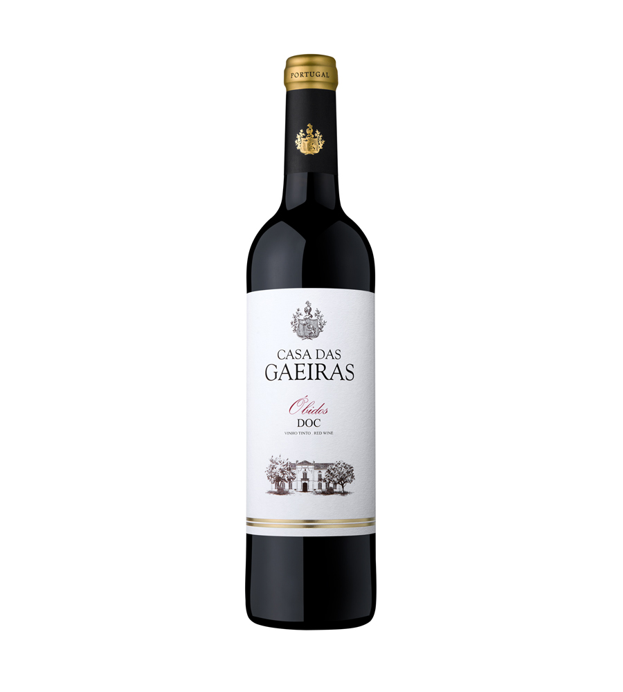 Red Wine Casa das Gaeiras 2017 75cl Óbidos DOC