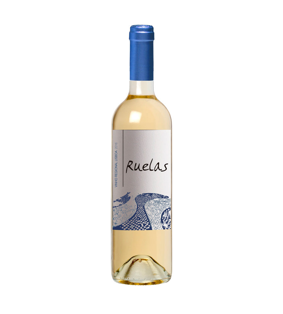 White Wine Ruelas 2016 75cl Lisboa