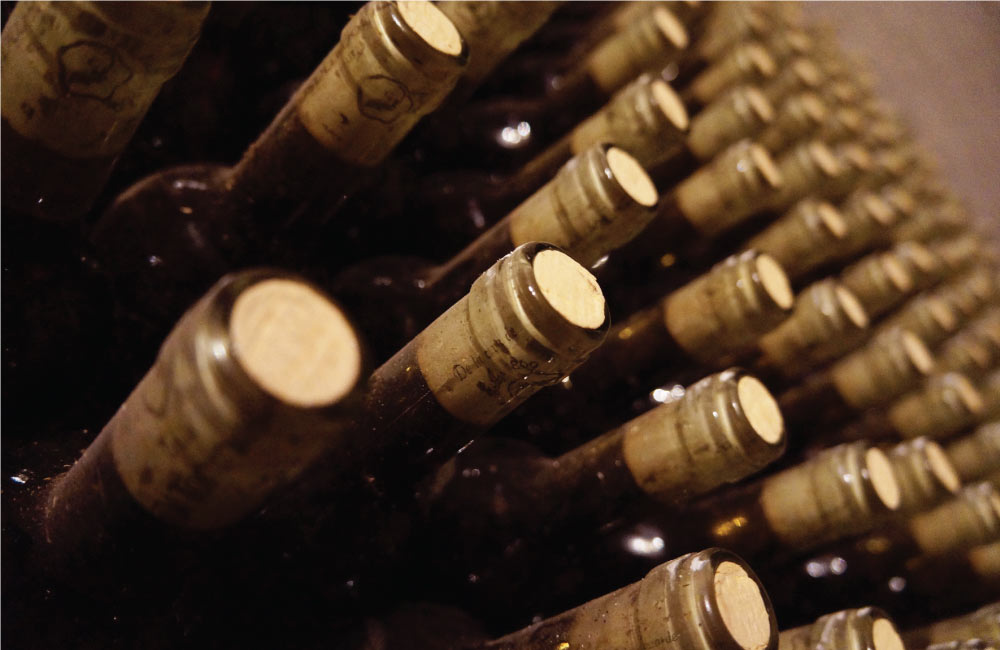 Wine cellar on a budget with your own style: you can build it yourself!