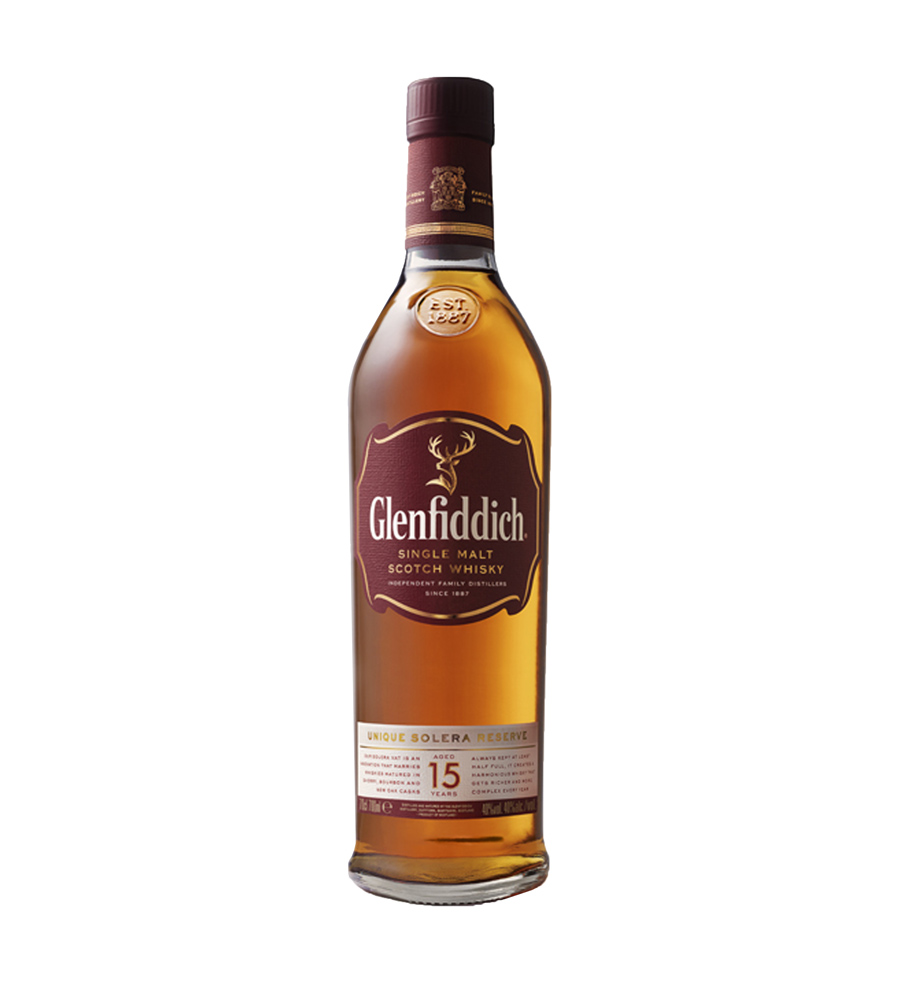 Whisky Glenfiddich 15 Year Old 70cl