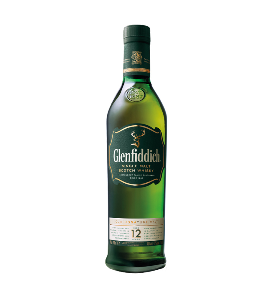 Whisky Glenfiddich 12 Year Old 70cl