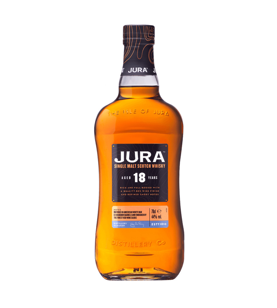 Whisky Jura 18 Year Old 70cl