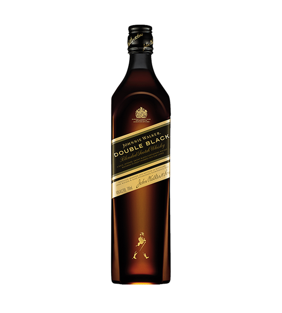 Whisky Johnnie Walker Double Black Label, 70cl
