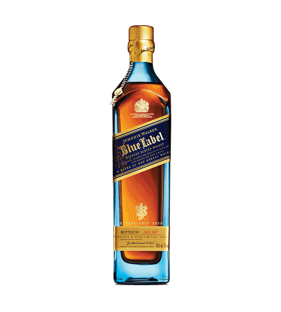 Whisky Johnnie Walker Blue Label 70cl