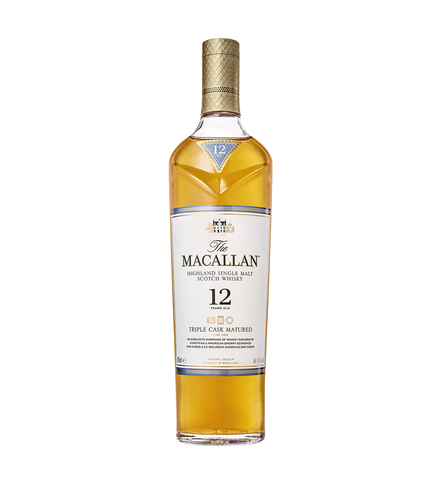 Whisky The Macallan Triple Cask Matured 12 Years Old 70cl