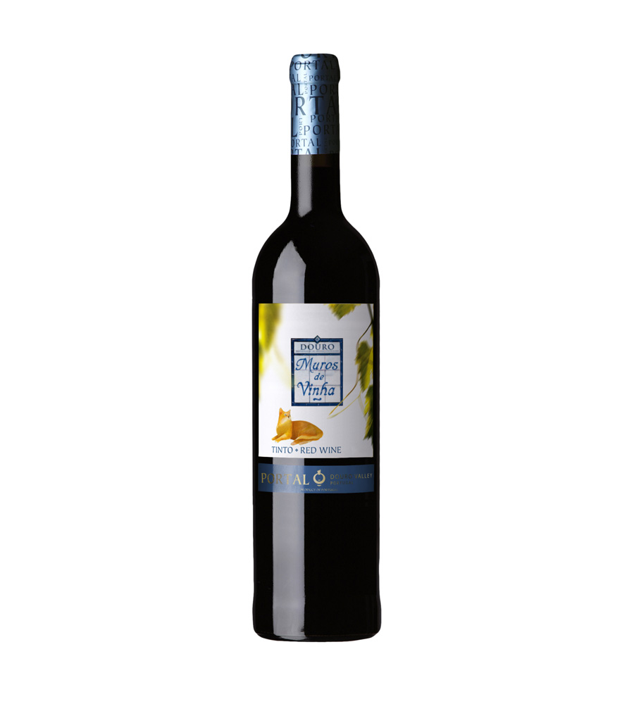 Red Wine Quinta do Portal Muros de Vinha 2017, 75cl Douro DOC
