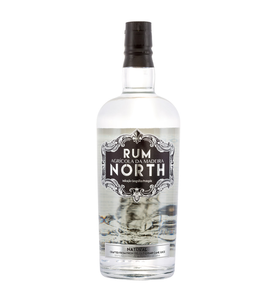 Rhum North Natural, 70cl Madeira