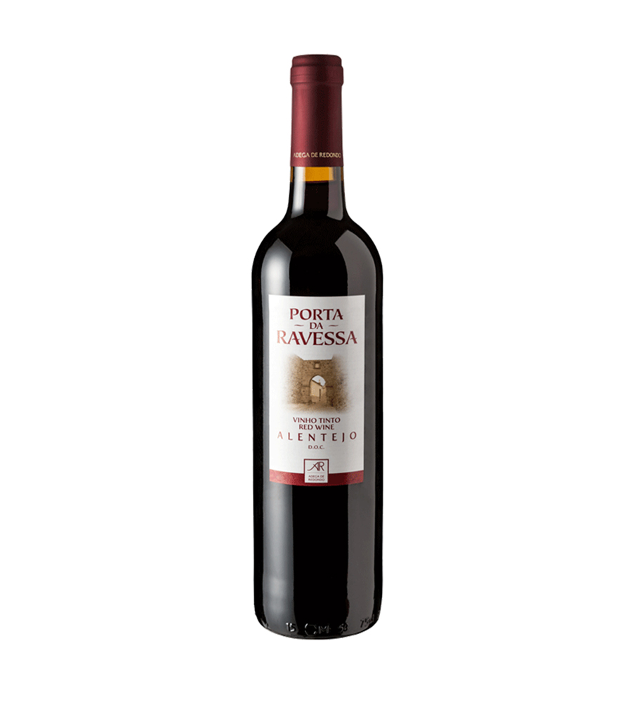 Red Wine Porta da Ravessa 2018, 75cl Alentejo DOC