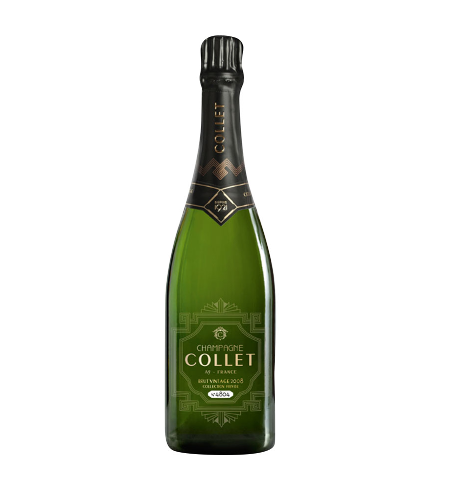 Champagne Collet Collection Privee 2008, 75cl França