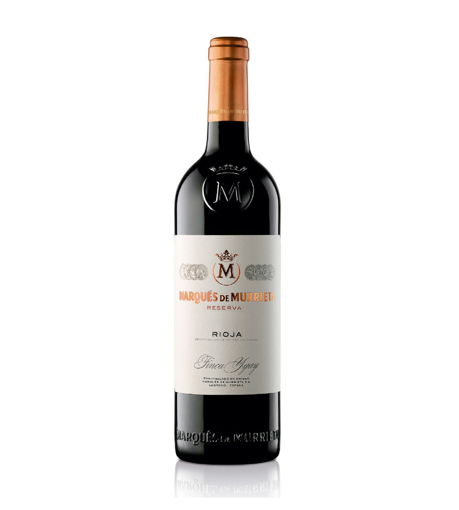 Red Wine Marqués de Murrieta Reserva 2015, 75cl Rioja