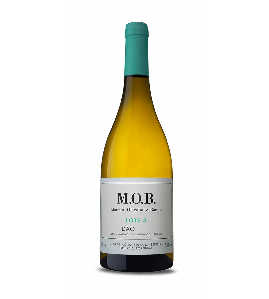 White Wine M.O.B. Lote 3 2017, 75cl Dão