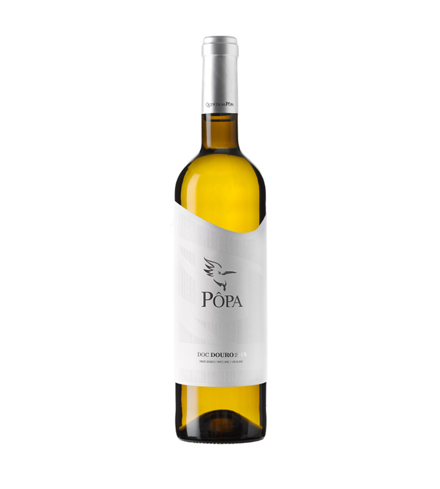 White Wine Pôpa 2018, 75cl Douro