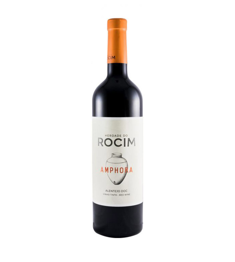 Red Wine Herdade do Rocim Amphora 2019, 75cl Alentejo