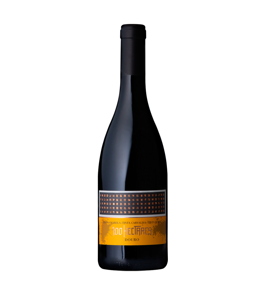 Red Wine 100 Hectares Blend Tintas 2018, 75cl Douro
