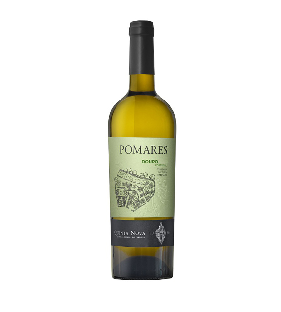 White Wine Pomares 2019, 75cl Douro