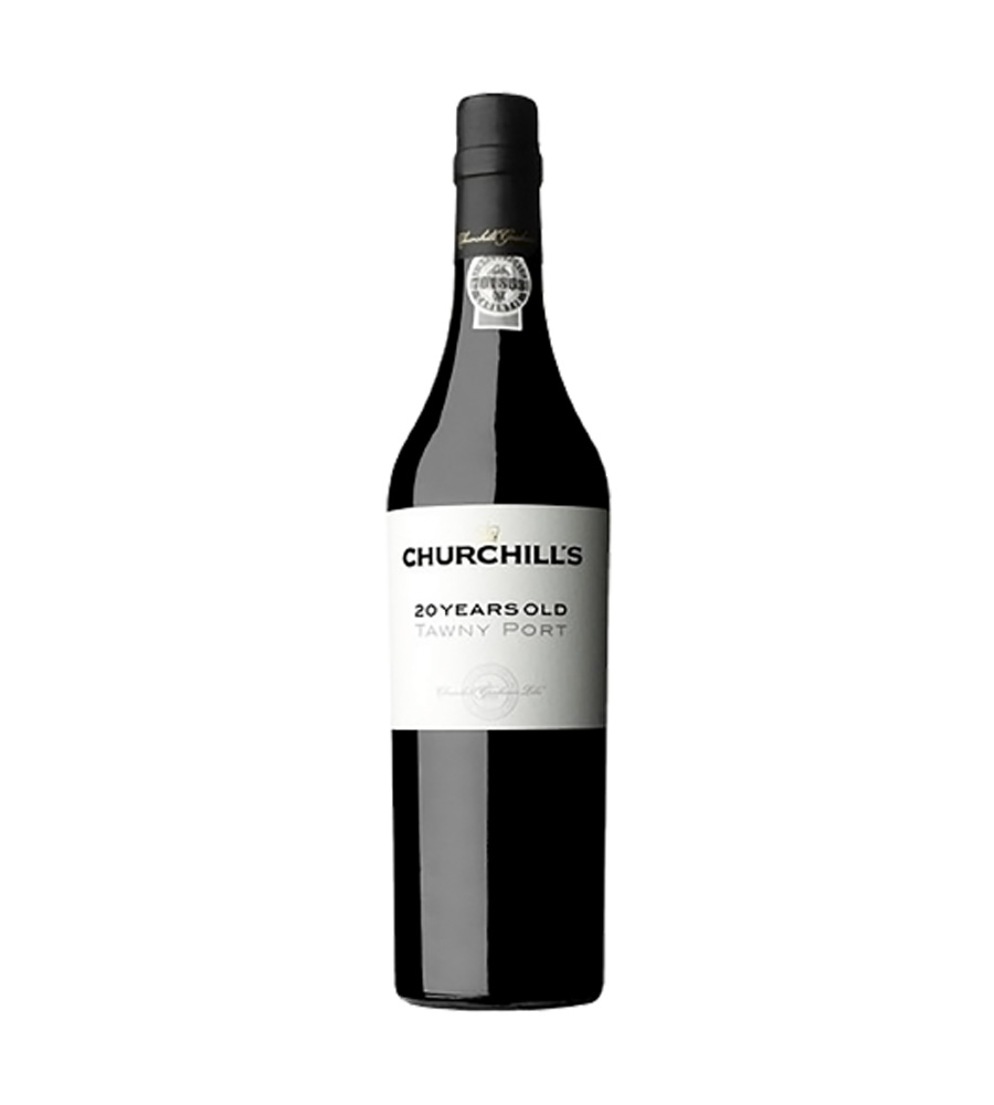Port Wine Churchill´s 20 years Old Tawny, 50cl Douro