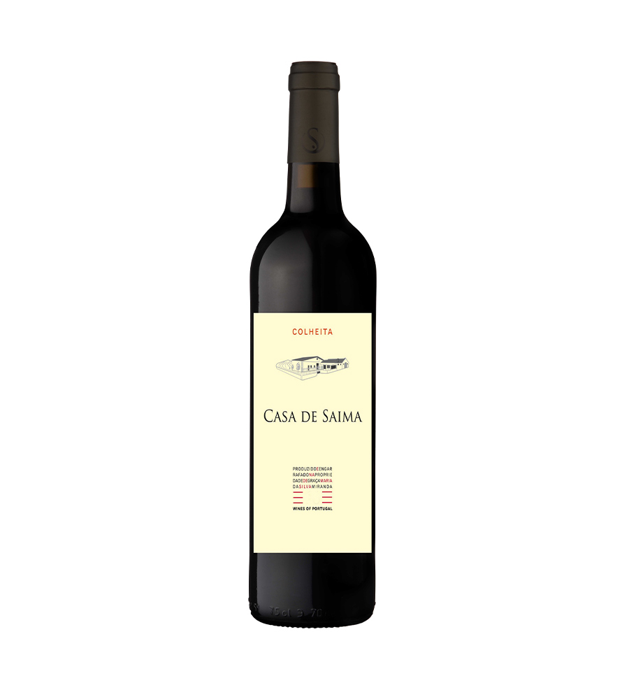 Red Wine Casa de Saima Harvest 2016, 75cl Bairrada