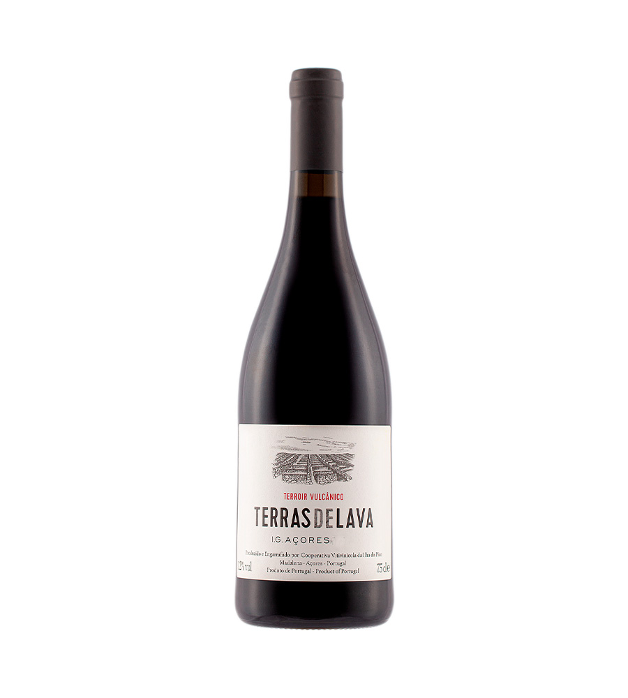 Red Wine Terras de Lava 2018, 75cl Pico