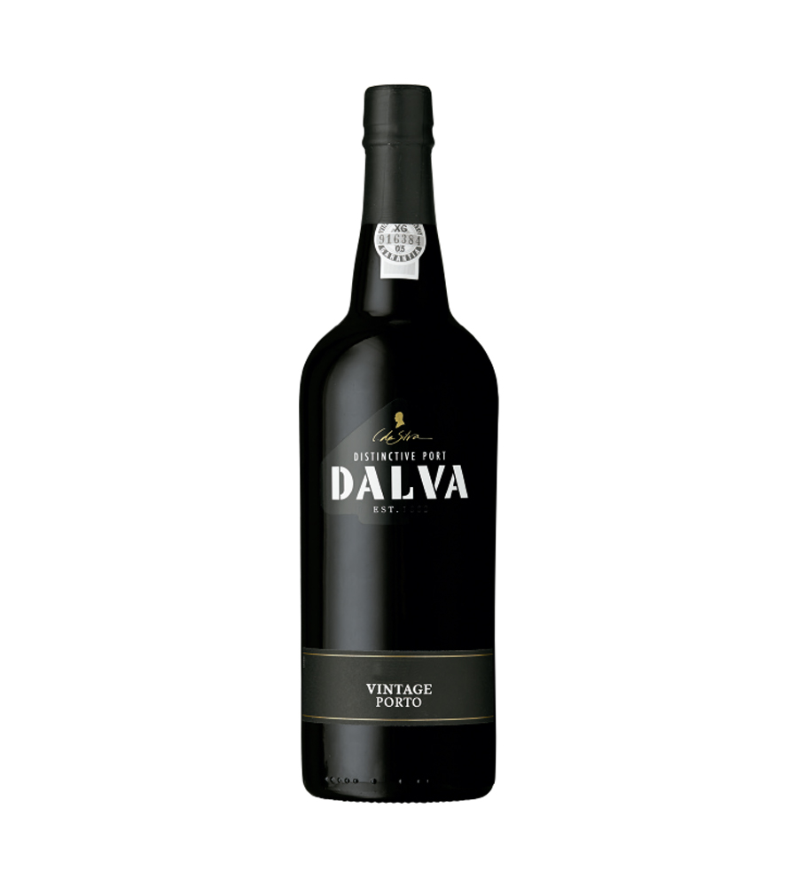 Port Wine Dalva Vintage 2016, 75cl Douro
