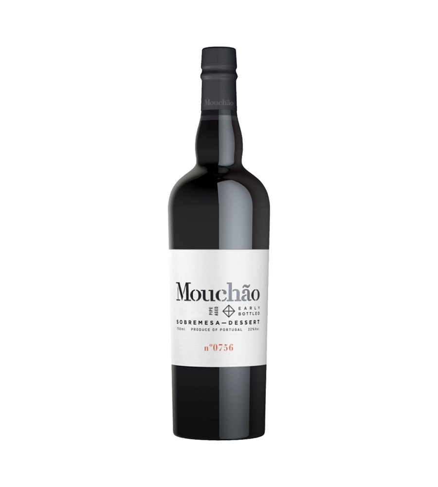 Red Wine Mouchão Early Bottled Sobremesa 2015, 75cl Alentejo