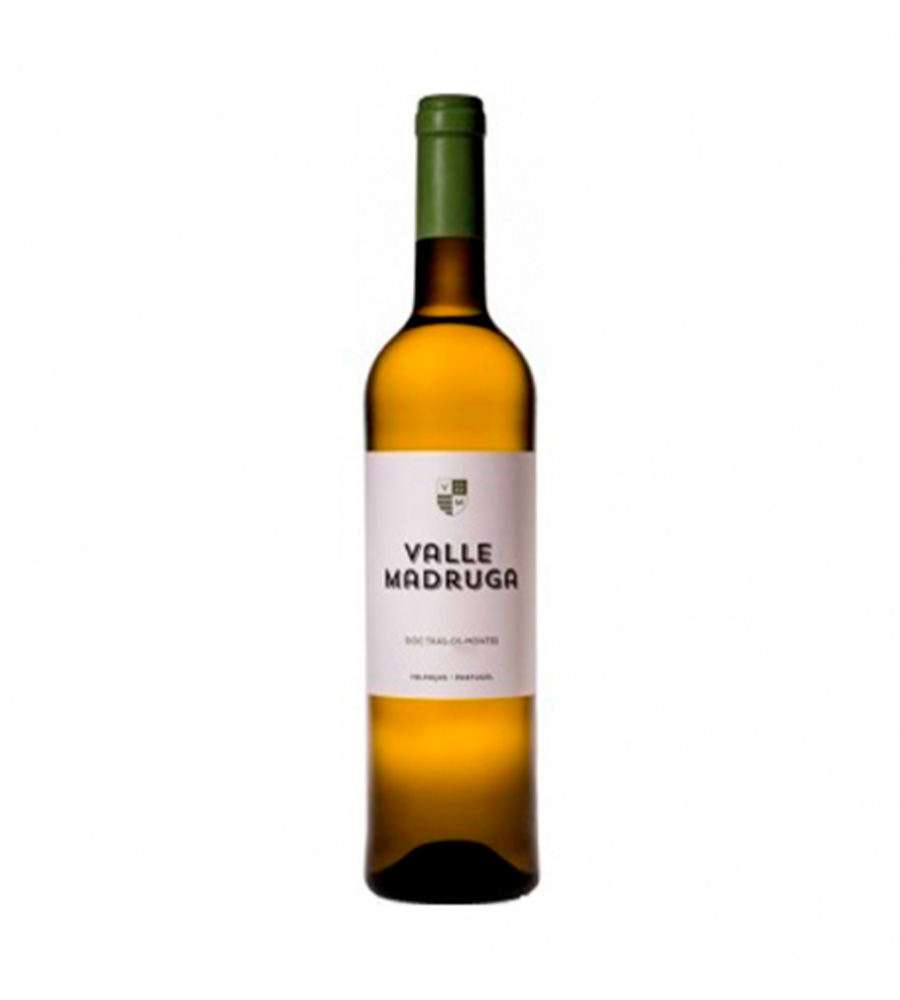 White Wine Quinta Valle Madruga Selected Harvest 2017, 75cl Trás-os-Montes