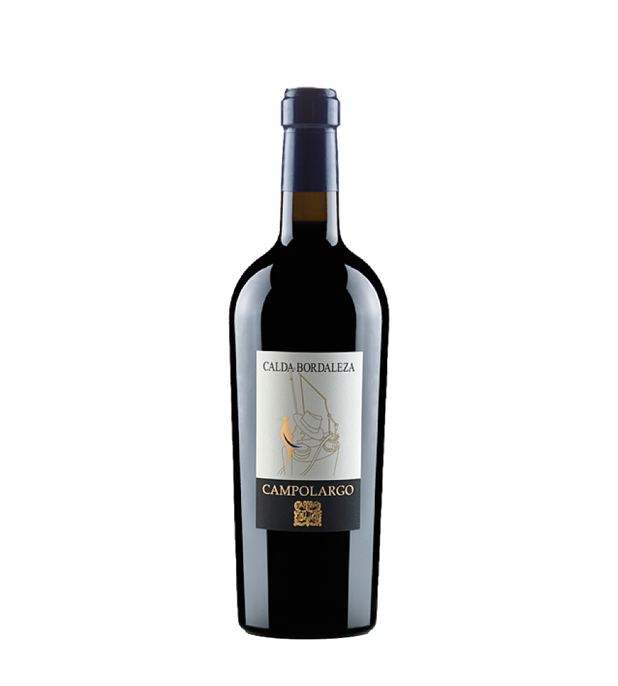 Red Wine Campolargo Calda Bordaleza 2010, 75cl Bairrada